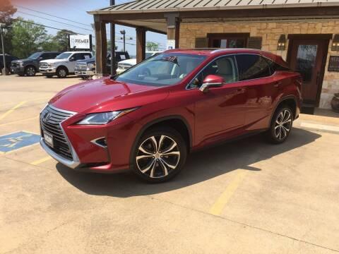 2016 Lexus RX 350 for sale at Tyler Car  & Truck Center in Tyler TX