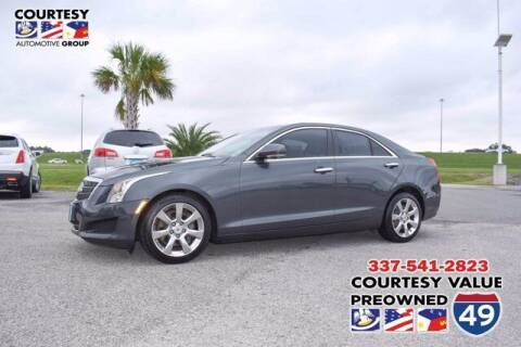 2014 Cadillac ATS for sale at Courtesy Value Pre-Owned I-49 in Lafayette LA