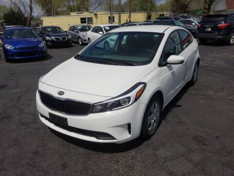 2017 Kia Forte for sale at Nonstop Motors in Indianapolis IN