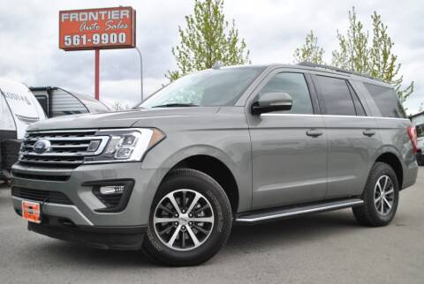 2019 Ford Expedition for sale at Frontier Auto & RV Sales in Anchorage AK
