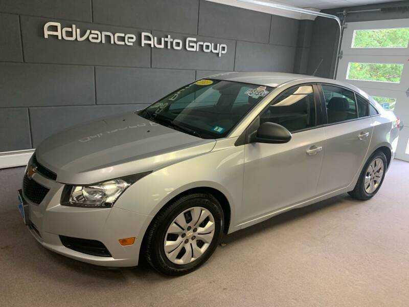 2013 Chevrolet Cruze for sale at Advance Auto Group, LLC in Chichester NH