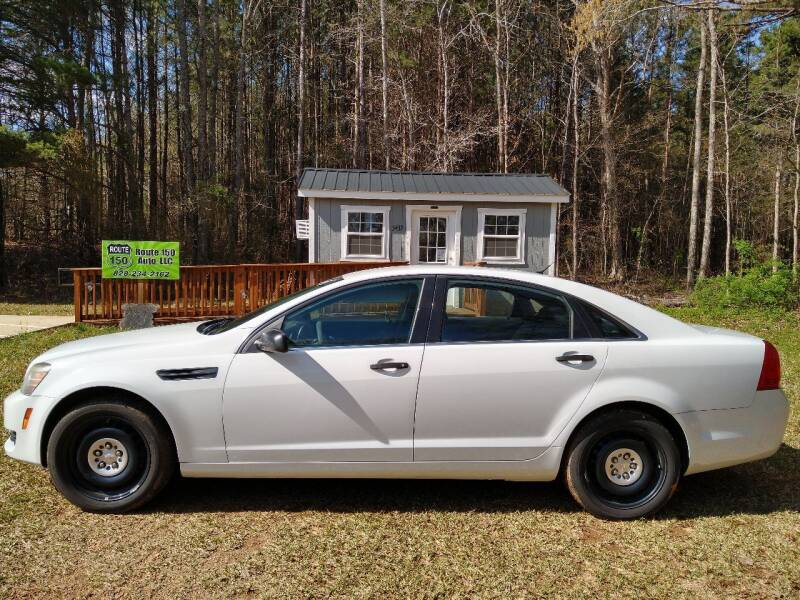 2014 Chevrolet Caprice for sale at Route 150 Auto LLC in Lincolnton NC