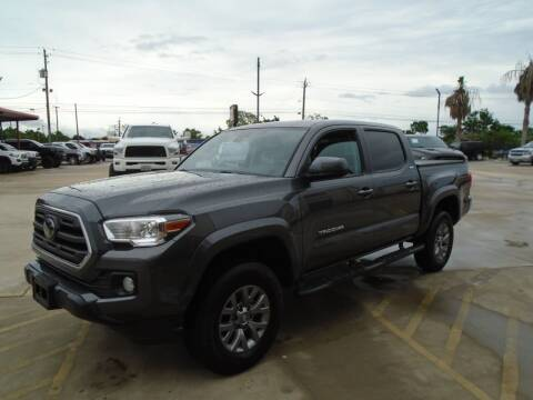 2019 Toyota Tacoma for sale at Premier Foreign Domestic Cars in Houston TX