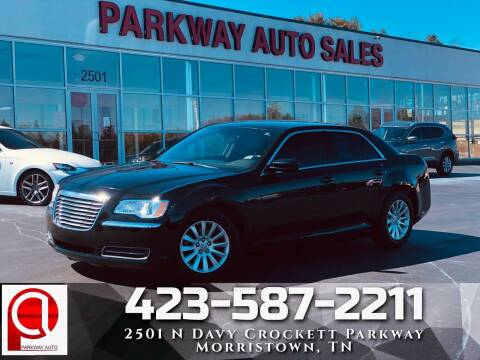 2014 Chrysler 300 for sale at Parkway Auto Sales, Inc. in Morristown TN