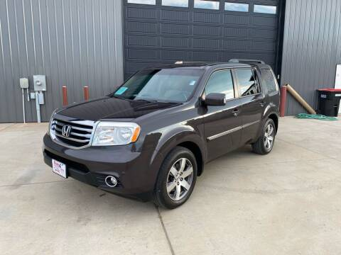 2013 Honda Pilot for sale at More 4 Less Auto in Sioux Falls SD