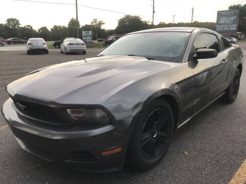 2010 Ford Mustang for sale at #1 Auto Liquidators in Yulee FL