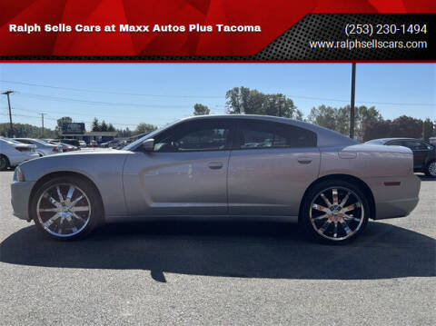 2011 Dodge Charger for sale at Ralph Sells Cars at Maxx Autos Plus Tacoma in Tacoma WA