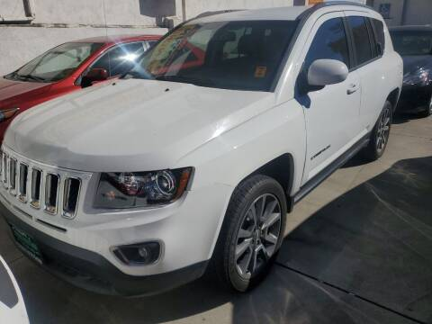 2015 Jeep Compass for sale at Express Auto Sales in Los Angeles CA