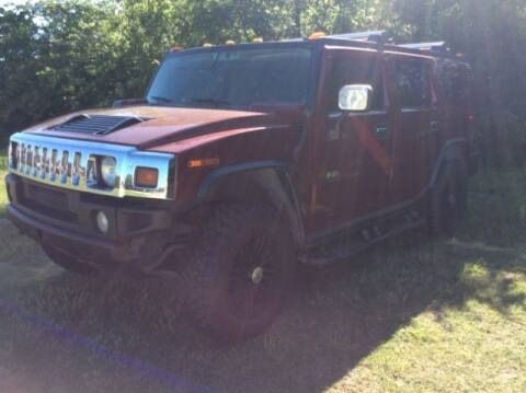 2003 HUMMER H2 for sale at Allen Motor Co in Dallas TX