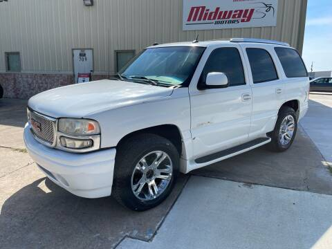 2005 GMC Yukon for sale at Midway Motors in Conway AR