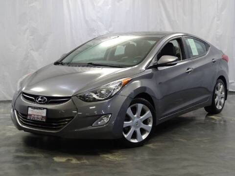 2013 Hyundai Elantra for sale at United Auto Exchange in Addison IL