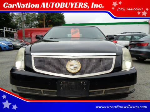 2007 Cadillac DTS for sale at CarNation AUTOBUYERS, Inc. in Rockville Centre NY