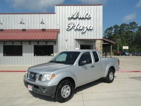 2012 Nissan Frontier for sale at Grantz Auto Plaza LLC in Lumberton TX