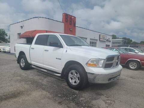 2010 Dodge Ram Pickup 1500 for sale at Best Buy Wheels in Virginia Beach VA