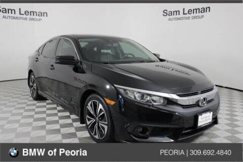 2016 Honda Civic for sale at BMW of Peoria in Peoria IL