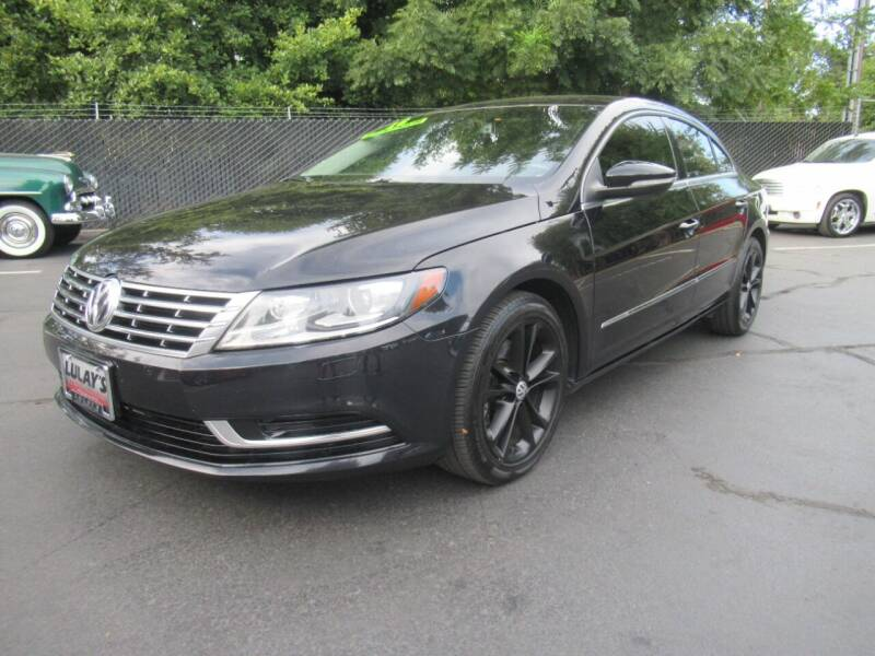 2016 Volkswagen CC for sale at LULAY'S CAR CONNECTION in Salem OR