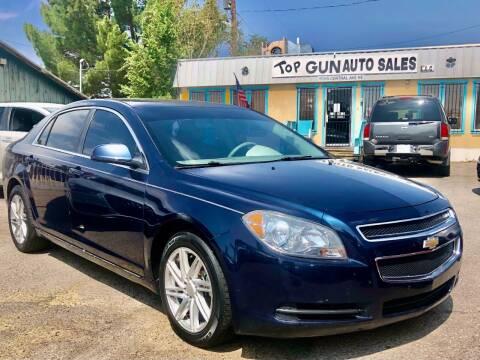 2010 Chevrolet Malibu for sale at Top Gun Auto Sales, LLC in Albuquerque NM