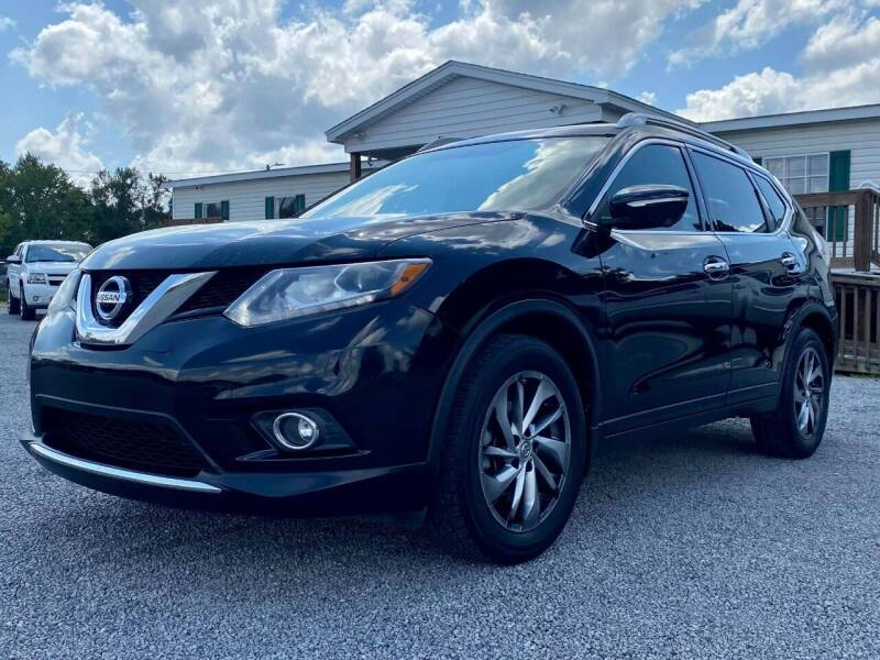 2015 Nissan Rogue for sale at Real Deals of Florence, LLC in Effingham SC