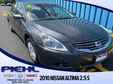 2010 Nissan Altima for sale at Piehl Motors - PIEHL Chevrolet Buick Cadillac in Princeton IL