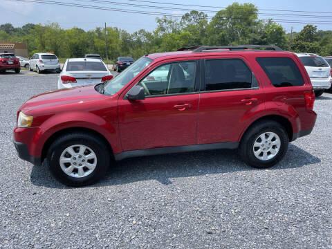 2011 Mazda Tribute for sale at Adairsville Auto Mart in Plainville GA