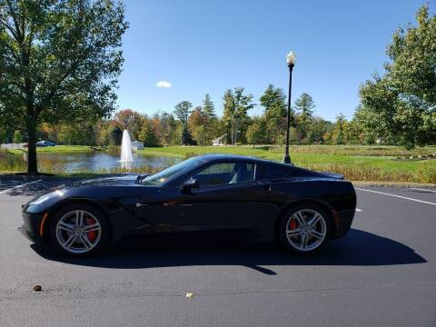 2016 Chevrolet Corvette for sale at GRS Auto Sales and GRS Recovery in Hampstead NH