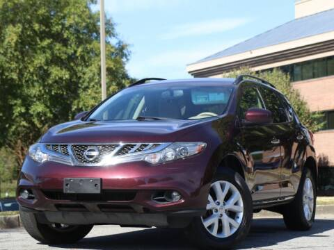 2014 Nissan Murano for sale at Carma Auto Group in Duluth GA