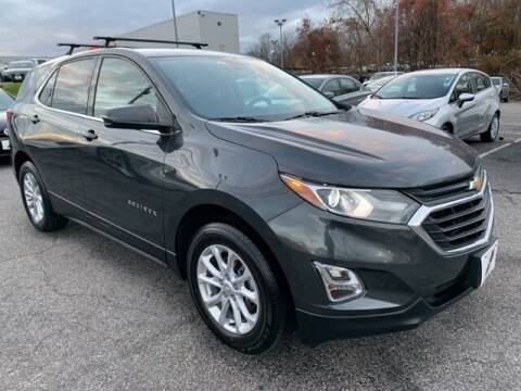 2018 Chevrolet Equinox for sale at Hi-Lo Auto Sales in Frederick MD