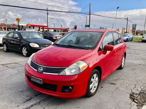 2008 Nissan Versa for sale at AZ AUTO in Carlisle PA