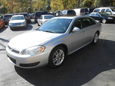 2014 Chevrolet Impala Limited for sale at AUTOS-R-US in Penn Hills PA