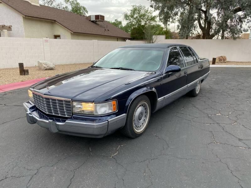 1996 Cadillac Fleetwood for sale at EV Auto Sales LLC in Sun City AZ