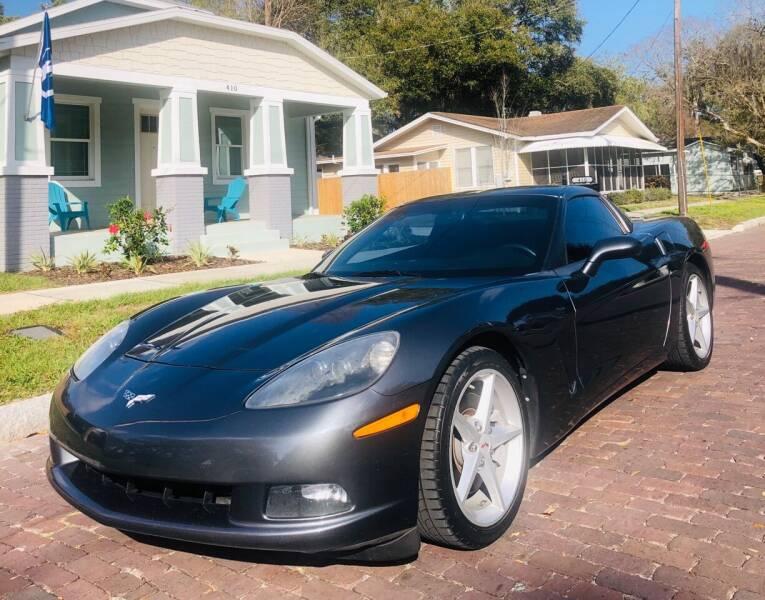 2013 Chevrolet Corvette for sale at CHECK  AUTO INC. in Tampa FL