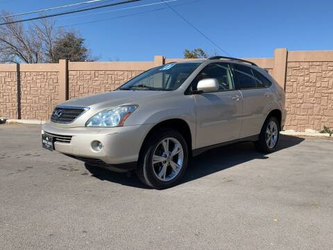 2007 Lexus RX 400h for sale at Berge Auto in Orem UT