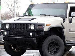 2003 HUMMER H2 for sale at Cj king of car loans/JJ's Best Auto Sales in Troy MI