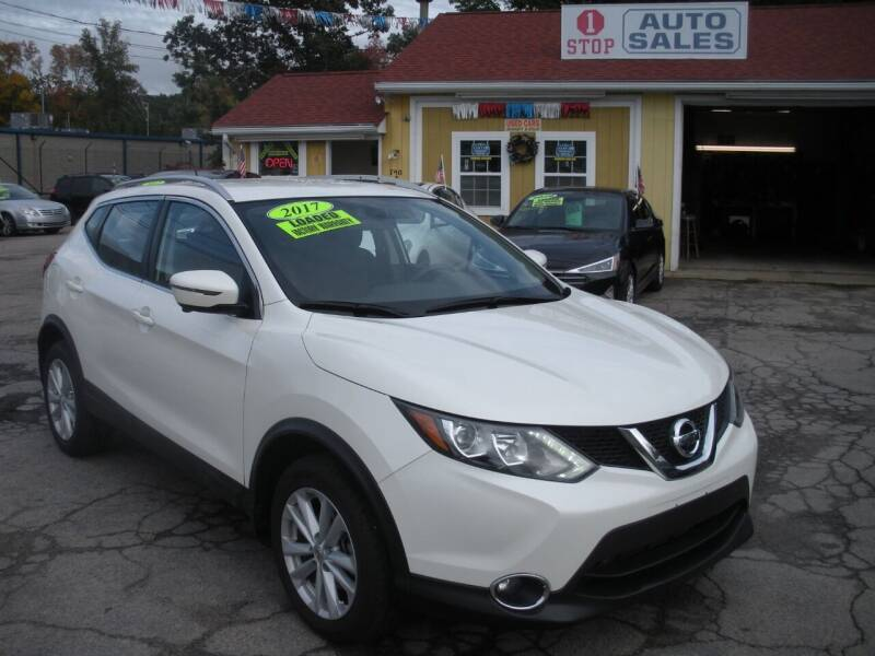 2017 Nissan Rogue Sport for sale at One Stop Auto Sales in North Attleboro MA