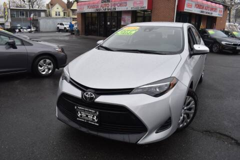 2019 Toyota Corolla for sale at Foreign Auto Imports in Irvington NJ