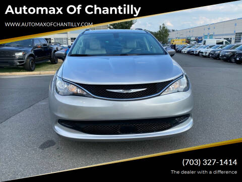2021 Chrysler Voyager for sale at Automax of Chantilly in Chantilly VA