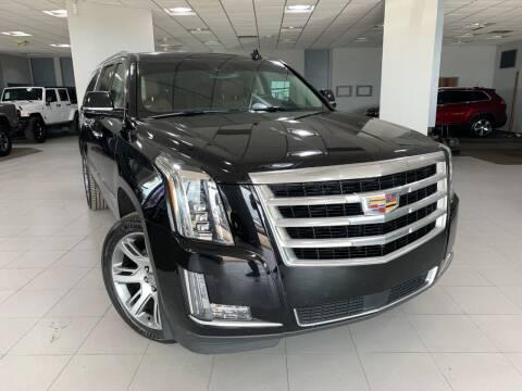 2016 Cadillac Escalade ESV for sale at Auto Mall of Springfield in Springfield IL