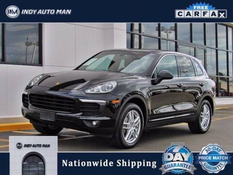 2016 Porsche Cayenne for sale at INDY AUTO MAN in Indianapolis IN