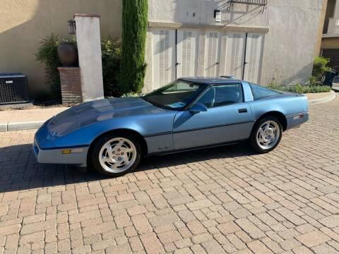 1985 Chevrolet Corvette for sale at California Motor Cars in Covina CA