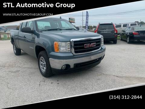 2008 GMC Sierra 1500 for sale at STL Automotive Group in O'Fallon MO