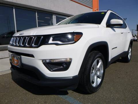 2018 Jeep Compass for sale at Torgerson Auto Center in Bismarck ND