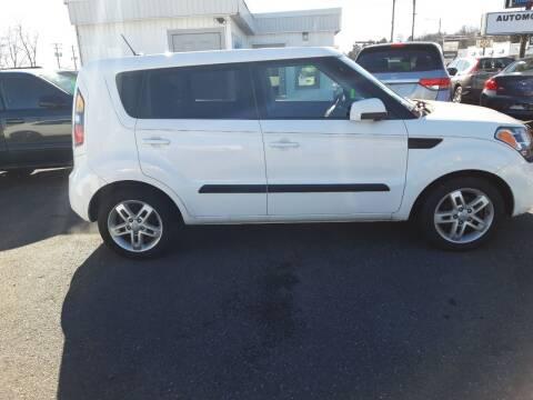 2011 Kia Soul for sale at Automotive Fleet Sales in Lemoyne PA