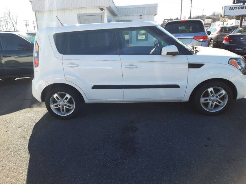 2011 Kia Soul for sale at Automotive Fleet Sales in Lemoyne PA
