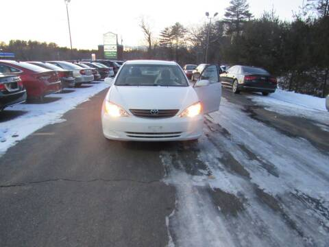 2004 Toyota Camry for sale at Heritage Truck and Auto Inc. in Londonderry NH