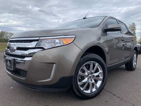 2014 Ford Edge for sale at LUXURY IMPORTS in Hermantown MN