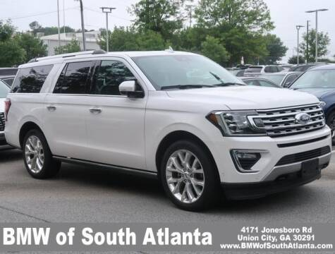 2018 Ford Expedition MAX for sale at Carol Benner @ BMW of South Atlanta in Union City GA