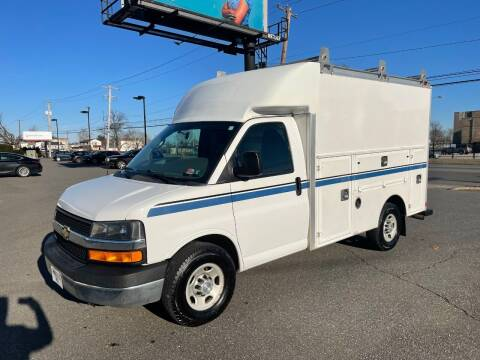 2015 Chevrolet Express Cutaway for sale at State Road Truck Sales in Philadelphia PA