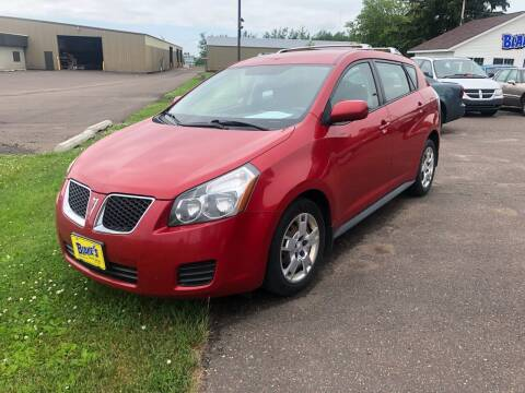 2009 Pontiac Vibe for sale at Blakes Auto Sales in Rice Lake WI