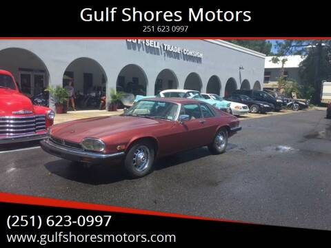 1984 Jaguar XJ-Series for sale at Gulf Shores Motors in Gulf Shores AL