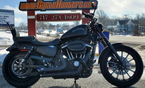 2014 Harley-Davidson XL883 Iron for sale at Haldeman Auto in Lebanon PA